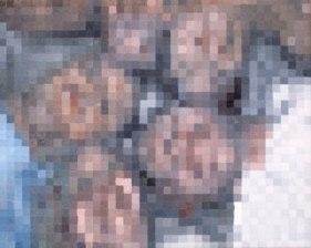 circulo de vicio.jpg Acrílico sobre lienzo. 33 x 41 cm. 2010